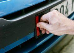 Protégez votre voiture contre le vol de plaques d'immatriculation
